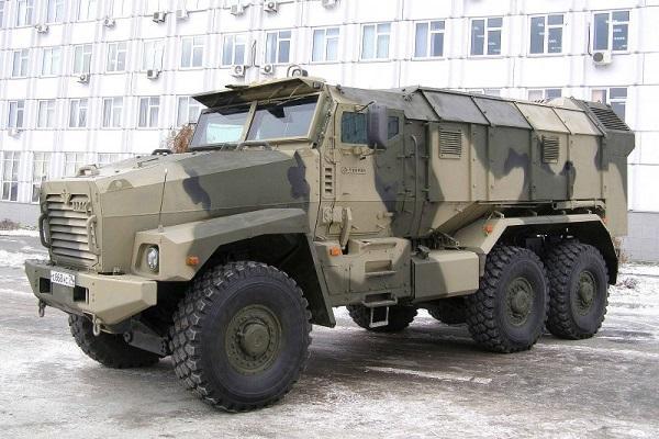 Оформление военной техники