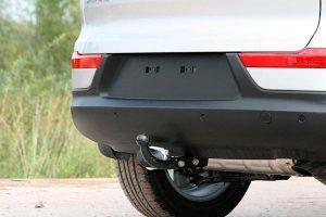 Переоборудование и оформление установки фаркопа на автомобиль