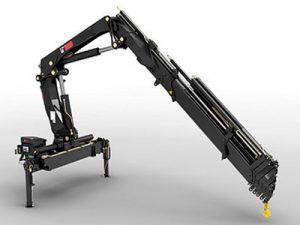 Переоборудование грузового автомобиля в манипулятор