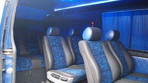 Переоборудование и оформление доработок микроавтобусов