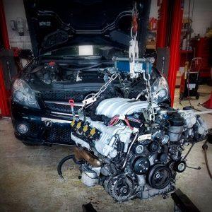 Оформление и регистрация замены двигателя на автомобиле