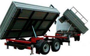 Переоборудование и оформление грузового автомобиля в самосвал